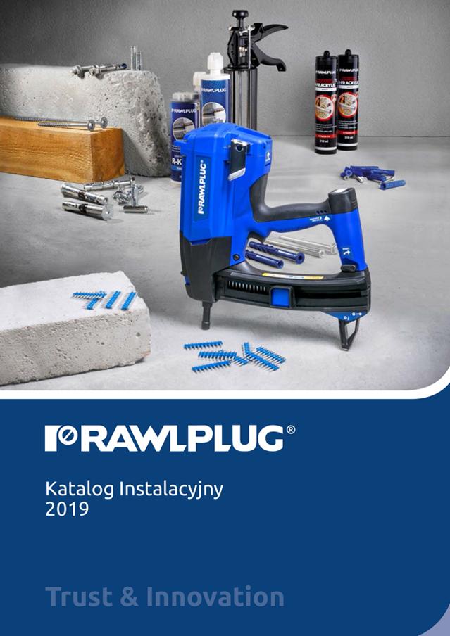 Katalog Instalacyjny Rawlplug 2019
