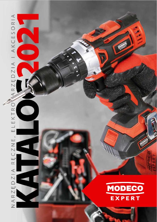 Katalog Modeco Expert 2021